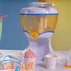 Cook 'n Roll Ice Cream Maker £9.99 @ Home Bargains
