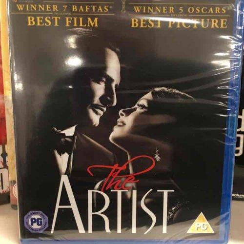 The Artist on Bluray - £1 at Poundland