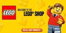 Lego 3 for 2 at Boots PLUS Triple points when you spend £50 & Bonus 1000 points over £60 TODAY!