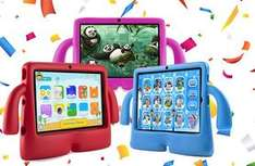 """7"""" Quad Core Children's Tablet with Handled Case - £36.99 instead of £159.99 @ Wowcher"""