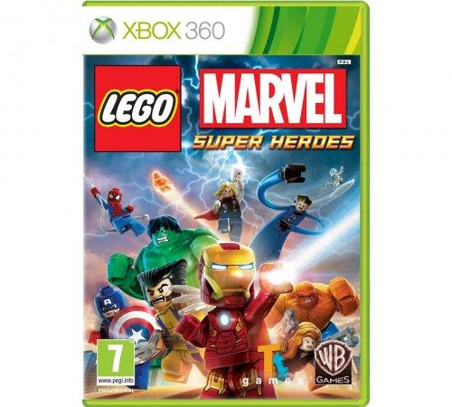 Lego Marvel Super Heroes XBOX360 & PS3 ARGOS - £7.99