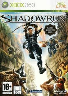 Shadowrun Xbox 360 (now Xbox One BC) @ GAME (Pre Owned)