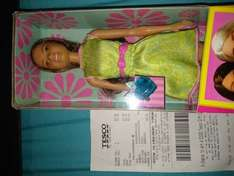 Offical Barbie Doll £2.48 instore at Tesco, Reduced to clear