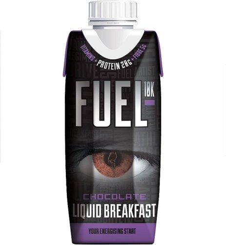 Fuel Breakfast Milk Drink - Chocolate (330ml) was £1.49 now 74p @ Tesco