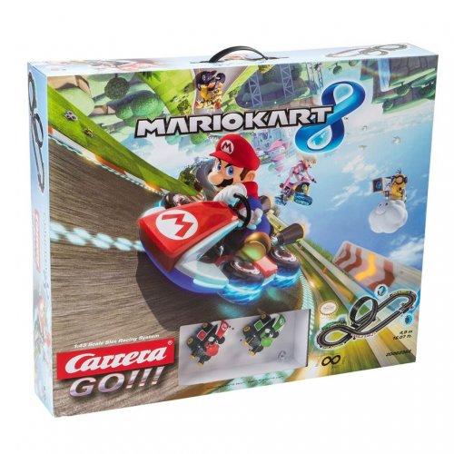 Carrera Go Mario Kart 8 track 360 degree loop set with Mario & Luigi was £54.99 now £39.99 @ Argos