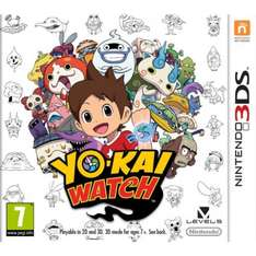 Yo-Kai Watch (Nintendo 3DS) @ TheGameCollection