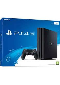 PlayStation 4 pro £329.99 with free delivery at simply games