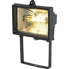 120w Value Floodlight - £1.52 @ homebase (Free C&C)