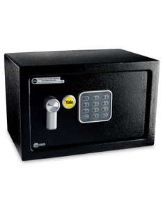 Yale Digital Electronic Safe £12.99 @ Aldi Instore