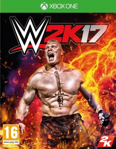 WWE 2K17 Xbox One - £32 @ Tesco Direct