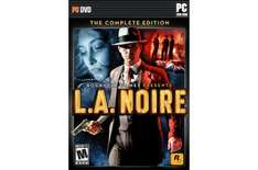[Steam] L.A. Noire Complete Edition 81% off to £4.82 at Instant Gaming