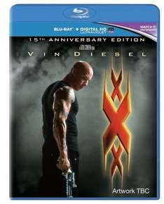 XXX 15th Anniversary Edition Blu-Ray £5.90 ( With Code 15DEC2016) @ Zoom