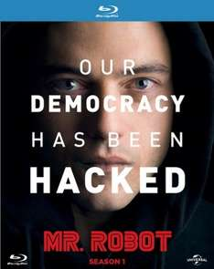 Mr. Robot: Season 1 (Blu-Ray) £6.88 Delivered (Using Code) @ Zoom
