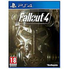 Fallout 4 for PS4/Xbox One @ Tesco Direct - £14