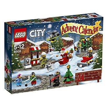 Lego City Advent Calendar at Asda George for £7