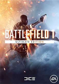 Battlefield™ 1 Ultimate Edition £73.48 was £104.98 with code GIFTOFPLAY @ Origin
