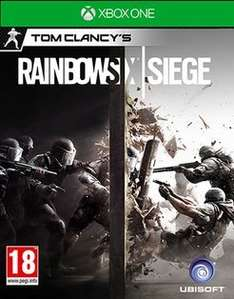 Pre Owned (PS4/XO) Deals Delivered @ Game (Rainbow Six Siege £12.99, Star Wars Battlefront £7.99, FIFA 16 £2.99)