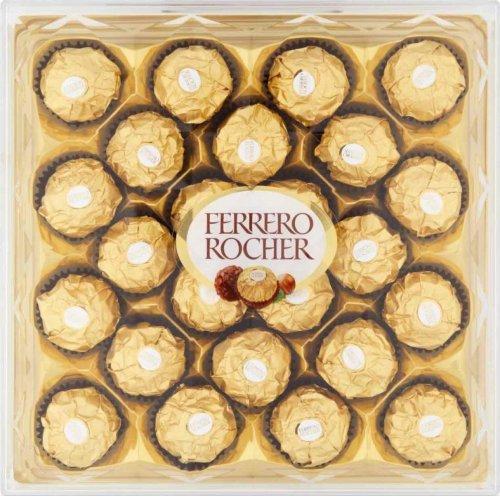 Ferrero Rocher 300g (24pack) £5.20 @ Waitrose