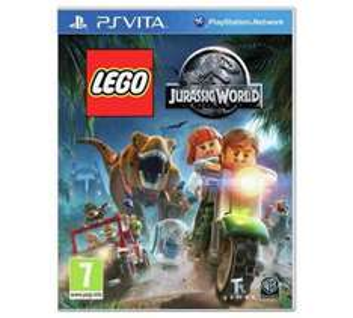 Lego jurassic world (Ps vita) £10.99 @ Argos