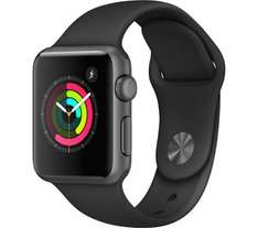 £20 off Apple Watch Series 1 @ Currys with Voucher £249