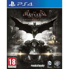 Batman Arkham Knight (PS4) £11.95 Delivered @ The Game Collection
