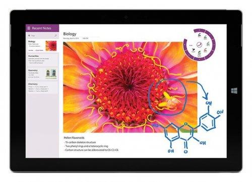 Microsoft Surface 3 10.8 Inch 128GB WiFi Tablet - Black Argos/Ebay £360 with code