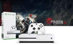 Xbox One S 1TB with Gears 4,2nd Black V2 controller,Call of Duty Infinite warfare and Fallout 4 @ TESCO DIRECT - £280.99