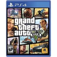 Grand Theft Auto V (PS4 / Xbox One) for £25 delivered at Tesco Direct