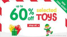 Great Deals at the Elc - upto 60% off selected toys