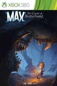 Max: The Curse of Brotherhood Xbox 360 - Digital Code - £0.49 - CDKeys