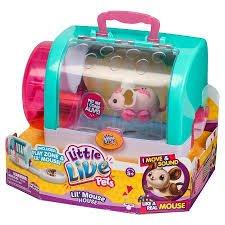 Little Live Pets Lil' Mouse House - Angel Dancer @ Tesco instore - £10