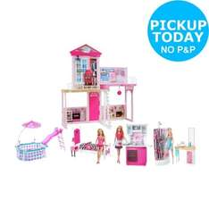 Barbie complete home set £44.99 with code argos eBay C&C (contains 3 dolls) (RRP 99.99)