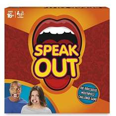 Speak Out Game in Stock @ Amazon sold by Magic-Stores £15.25