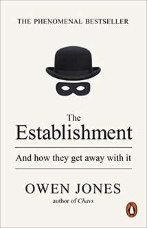 The Establishment: And how they get away with it Kindle Edition £0.99 @ Amazon