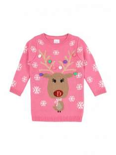 selected kids xmas jumpers half price at peacocks today only prices starting from £4....99p delivery thanks to racha27 use code CHRISTMASTREAT for an extra 20% off