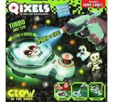 Qixels Fuse n' Dry Combo Pack at Argos for £19.99