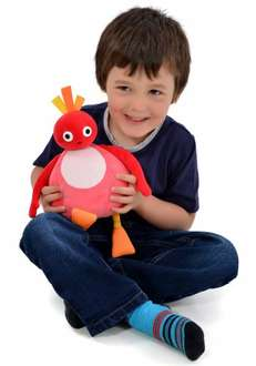 Twirlywoos Talking Toodloo Was £12.99 now £5.96 @ Tesco Direct Online