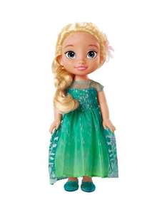 Disney Frozen Fever Elsa Toddler Doll - reduced to £10.99at Very