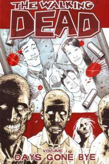Digital Walking Dead Sale -@ Comixology