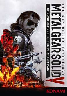 Metal Gear Solid V: The Definitive Experience (Steam) £14.99 @ Gamesplanet