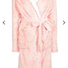 Ladies Teddy Robe £3 instore at Topshop St Paul's London