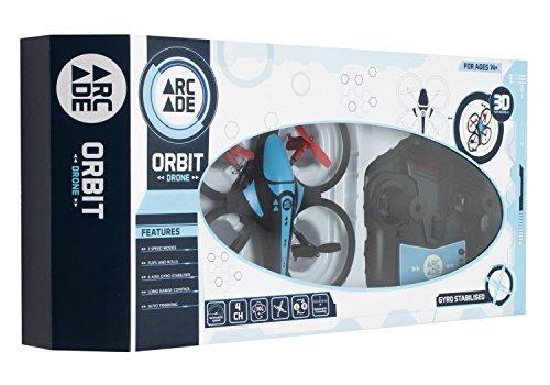 Arcade Orbit Drone, Black @ Tesco Direct