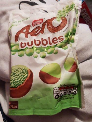 Aero bubbles share bag 10p B & M