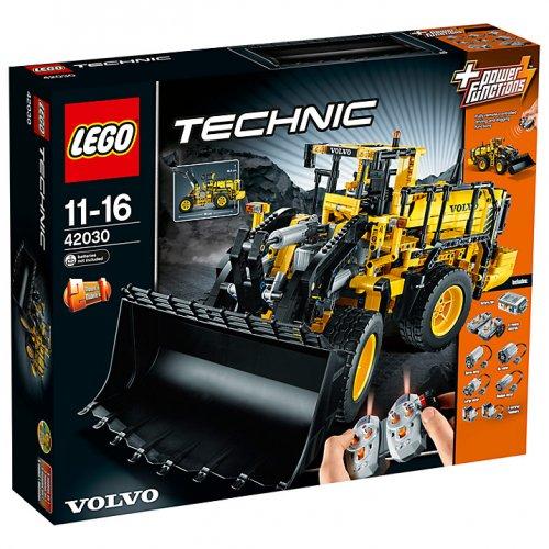 LEGO Technic 42030 Remote-Controlled VOLVO L350F Wheel Loader - £125 @ John Lewis