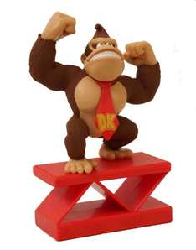 Donkey Kong Iron Girder Figure £11.34 delivered @ GameSeek