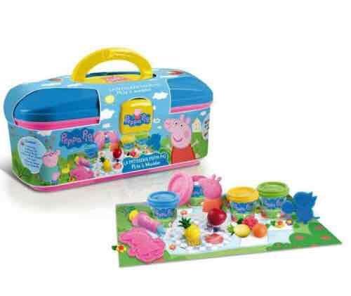 Peppa Pig Dough Activity Picnic Case - £5.00 - instore @ Morrisons