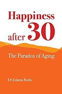 Happiness after 30: The paradox of aging. FREE kindle book @ amazon