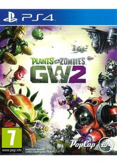 Plants Vs Zombies Garden Warfare 2 on PS4 | SimplyGames - £23.85 + free delivery