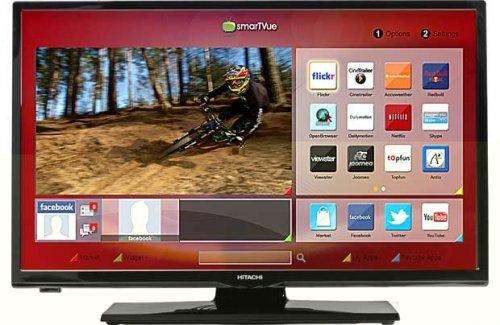 Hitachi 48 Inch Ultra HD 4K Smart TV £315 (Argos ebay store)