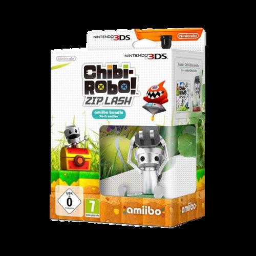 Chibi Robo Zip Lash! + amiibo (3DS) £9.85 Delivered @ Shopto